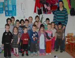 A daycare center for Homoródszentpéter