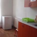 New fridge for the school kitchen