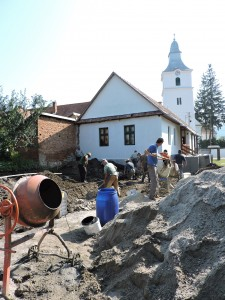 Labor of love in Torockoszentgyorgy